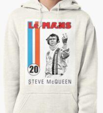 LeMans Steve McQueen Pullover Hoodie