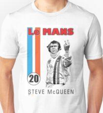 LeMans Steve McQueen Unisex T-Shirt