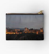 The Alhambra -Granada, Spain Zipper Pouch