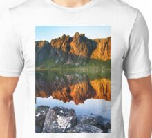 Lake Rhona, South West Tasmania Unisex T-Shirt