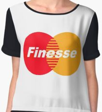 Finesse (Larger Design) Chiffon Top
