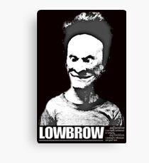 Lowbrow Bevis Canvas Print