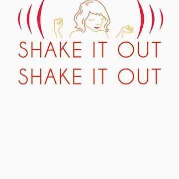 Shake It Out by KaSchmitt