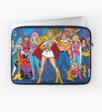 The Great Rebellion Filmation style Laptop Sleeve