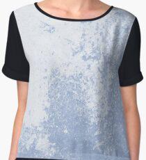 Earth Sweat Design (Serenity Color) Women's Chiffon Top