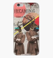 Animal Collection by Elo -- The Guardians iPhone Case