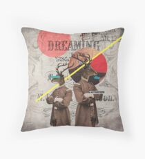 Animal Collection by Elo -- The Guardians Throw Pillow