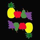 Tutti Frutti Flip Fun by CreativeEm