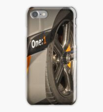 Koenigsegg One:1  iPhone Case/Skin