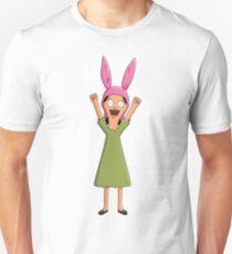 Louise Belcher Light Pattern Purple T-Shirt