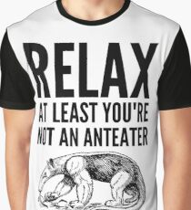 Fingal says Relax Graphic T-Shirt