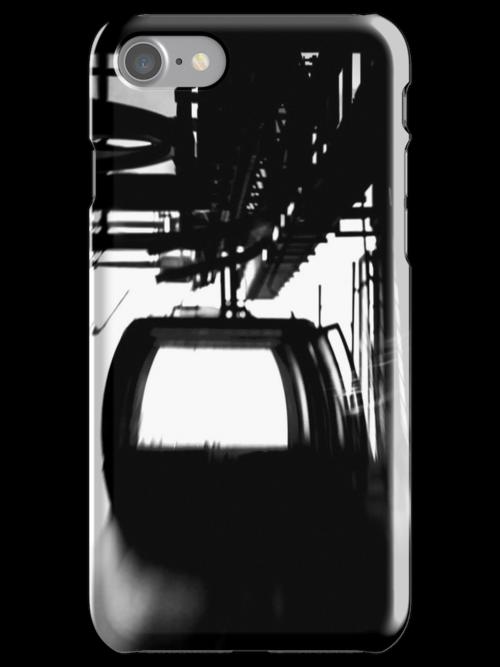 A Switzerland gondola by Claire Walsh