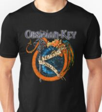 Obsidian Key - SLY Dragon - Progressive Rock Metal Music - (Epic Style) - FD Unisex T-Shirt