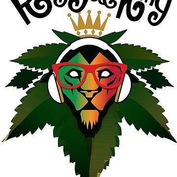 The Reggae King by colordeaf