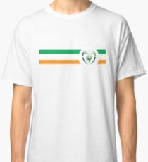 Euro 2016 Football - Republic of Ireland (Home Green) Classic T-Shirt
