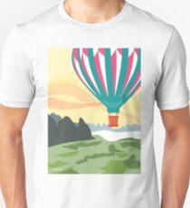 Paseo en globo T-Shirt