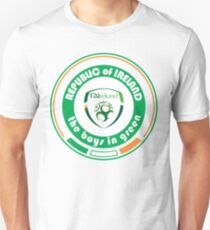 Euro 2016 Football - Team Republic of Ireland T-Shirt