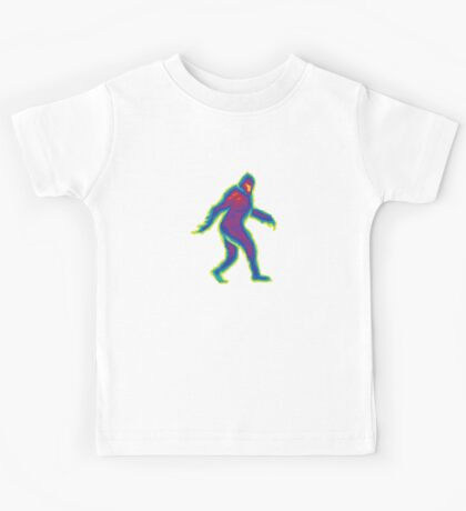Heat Vision - Bigfoot Kids Clothes