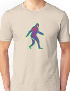 Heat Vision - Bigfoot Unisex T-Shirt
