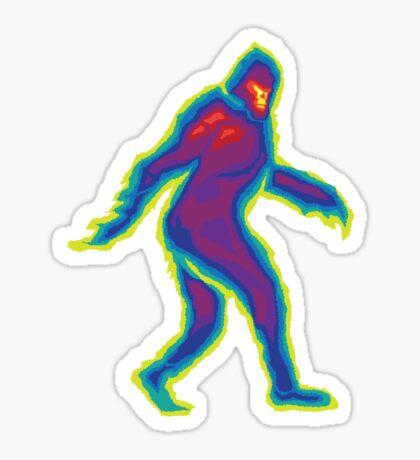 Heat Vision - Bigfoot Sticker