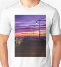 Kerferd rd pier  Slim Fit T-Shirt