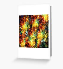 modern composition 02 by rafi talby Greeting Card