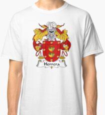 Camiseta clásica Herrera Escudo de armas / Familia de Crest
