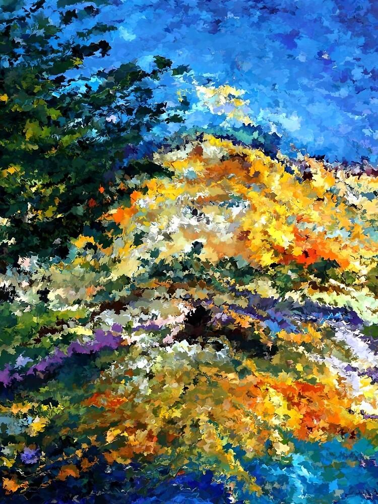 modern composition 08 by rafi talby by RAFITALBY