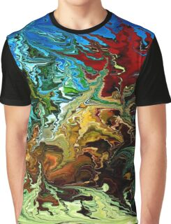 modern composition 30 by rafi talby Graphic T-Shirt