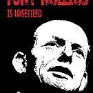 Tony Nullius Is Unsettled.  by KISSmyBLAKarts