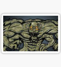Frustration Monster -- Not Clothing Sticker