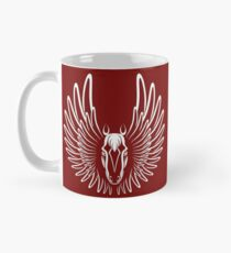 Pegaso (White on Dark version) Mug