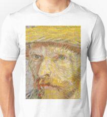 Vincent Van Gogh - Selfie T-Shirt