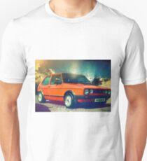 Sunset MK1 Golf Unisex T-Shirt