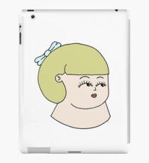 beautygirl iPad Case/Skin