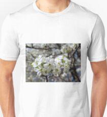 Spring Blossom - white flower Unisex T-Shirt
