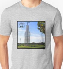 ROUTE 66 DESIGN- OKLAHOMA Unisex T-Shirt
