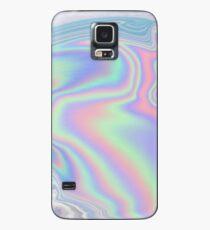 Funda/vinilo para Samsung Galaxy Patrón holográfico
