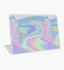 Holographisches Muster Laptop Folie