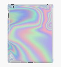Holographic Pattern iPad Case/Skin