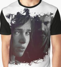 ELLIE AND JOEL Graphic T-Shirt