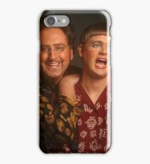 tim and eric news iPhone Case/Skin