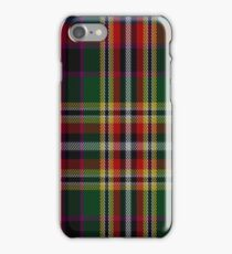 02200 Royal Morning Jacket, (Unidentified #22) Tartan  iPhone Case/Skin