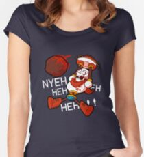 papyrus Women's Fitted Scoop T-Shirt