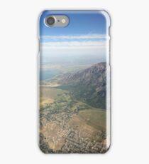 Salt Lake Mountains iPhone Case/Skin