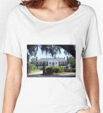 Boone Plantation  Women's Relaxed Fit T-Shirt