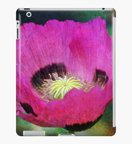 Time you enjoy wasting is not wasted time iPad Case/Skin