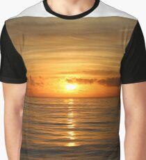 Sunset Horizon Graphic T-Shirt