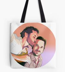 Rob Benedict - Richard Speight JR  Tote Bag