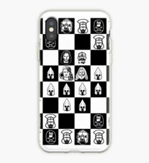 Lord of the chess iPhone Case